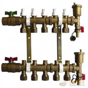 地暖管分水器
