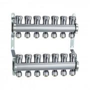 可调节型双阀分集水器