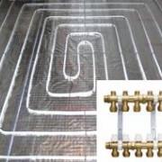 地暖管、分水器