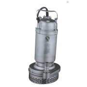 QDX、QX-S系列全不锈钢小型潜水电泵