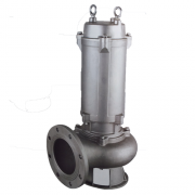 WQD  WQ-S系列全不锈钢污水污物潜水电泵
