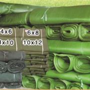 帆布(纯棉)有机硅篷布