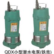 QDX小型潜水电泵(铁壳)